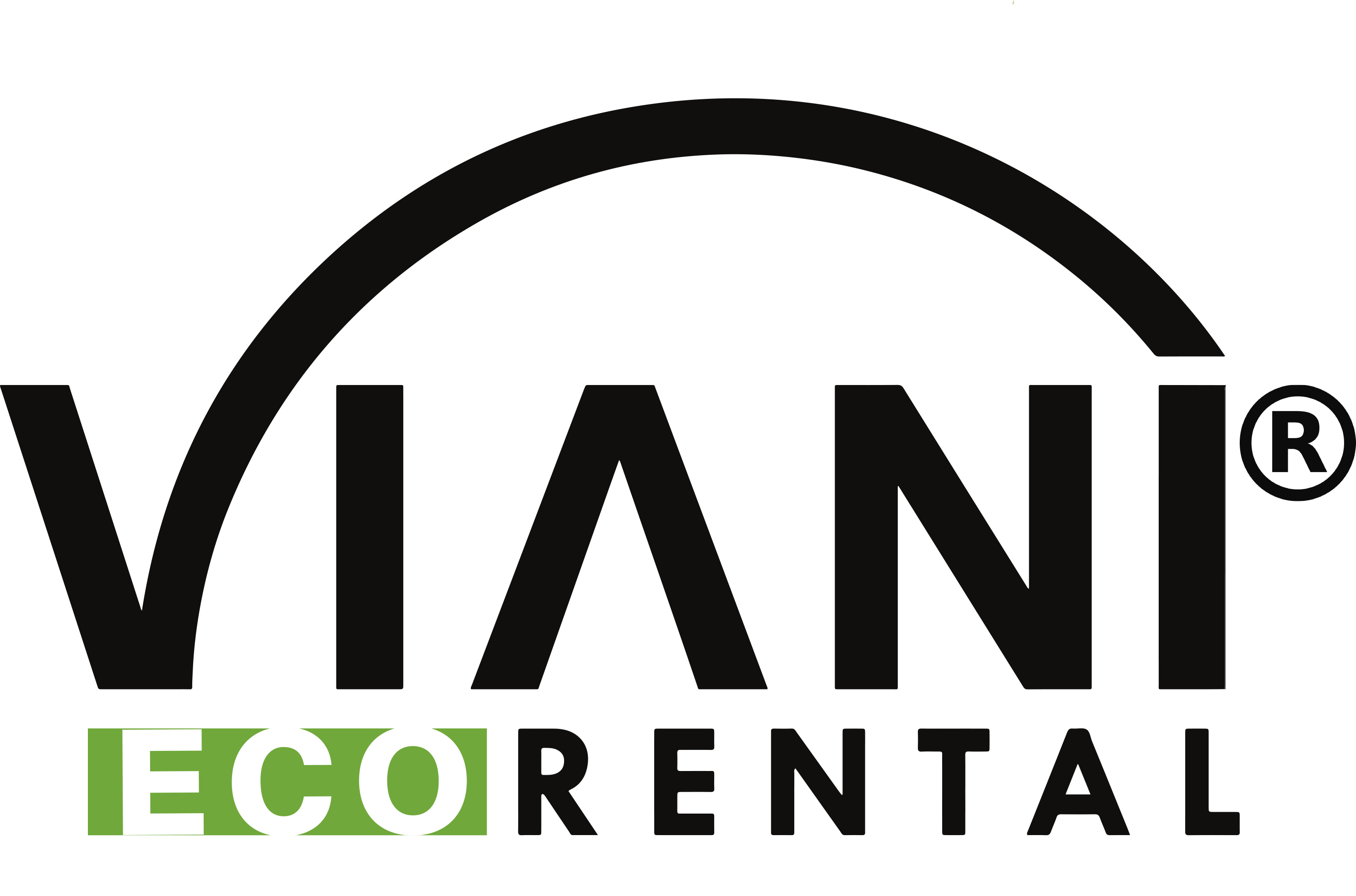 Viani eco rental. logo