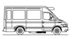 Viani eco rental. Furgón TªC. 8 - 10 m³ vehiculo frigorifico