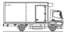 Viani eco rental. Furgón TªC. 4 - 8 Tm vehiculo frigorifico