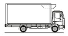 Viani eco rental. Furgón TªC. 8 - 12 Tm vehiculo frigorifico
