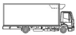 Viani eco rental. Furgón TªC. 12 - 18 Tm vehiculo frigorifico